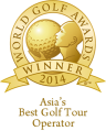 Asia's Best Golf Tour Operator