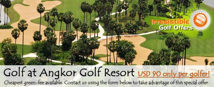 Angkor Golf Offer