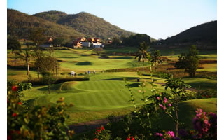 Banyan Golf Club Hua Hin