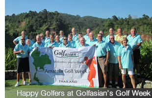 Golfasian Gears Up For Asian Golf Tourism Boom