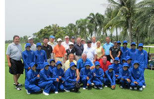 Major Golf Promotion Kicks Off in Thailand