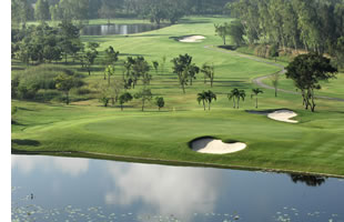 Muang Kaew Golf Club in Bangkok