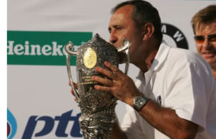 The Late Great Seve Ballesteros Created the Royal Trophy