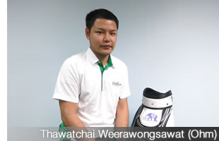 Thawatchai Weerawongsawat - Senior Reservations Executive