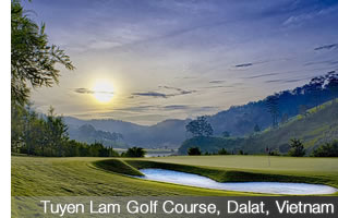 Tuyen Lam Golf Course