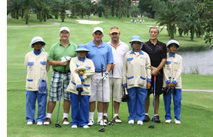 Thailand Golf Tournaments