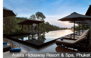 Avista Hideaway Resort & Spa