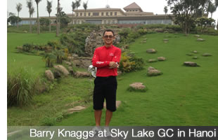 Barry Knaggs - Hanoi General Manager