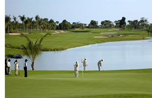 Best Cambodia Golf Destinations