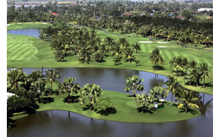 Best Golf Course in Bangkok - Thai Country Club