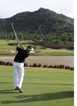 Black Mountain Golf Club - Hua Hin