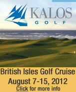 British Isles Golf Cruise