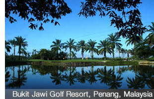 Bukit Jawi, Penang Golf Resort