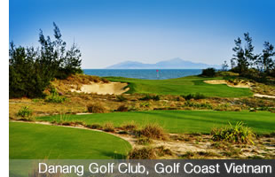 Danang Golf Club, Danang, Vietnam