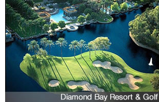 Diamond Bay Resort & Golf