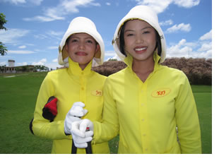 Thailand Caddies
