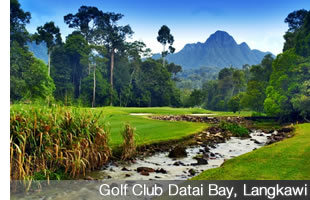 Golf Club Datai Bay
