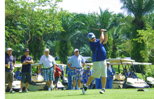 2011 Golfasian Amateur Golf Week Tournaments
