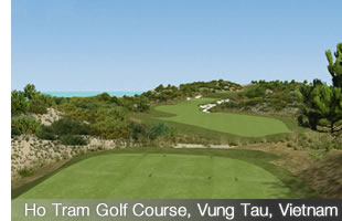 Ho Tram Golf Course