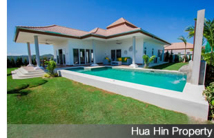 Hua Hin Golf Property