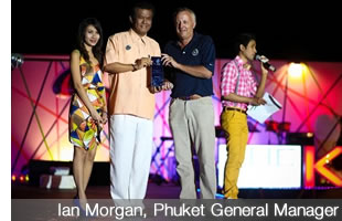 Ian Morgan - Phuket General Manager