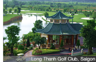 Long Thanh Golf Club, Saigon
