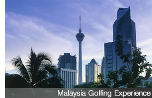 Malaysia Golfing Experience