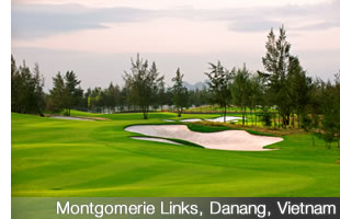 Tussle for Title of Best Golf Course in Vietnam