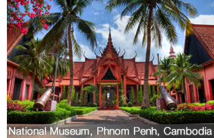 Cambodia - A Destination Review