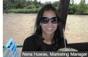 Nena Huwae - Marketing Manager
