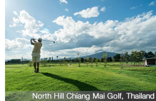 North Hill Chiang Mai Golf