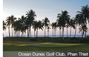 Ocean Dunes Golf Club, Phan Thiet
