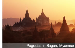 Myanmar Golf & Culture Holiday Package