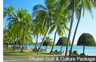 Phuket Golf & Culture Package