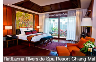 RatiLanna Riverside Spa Resort Chiang Mai