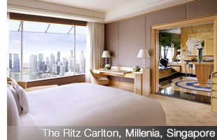 The Ritz Carlton, Millenia, Singapore