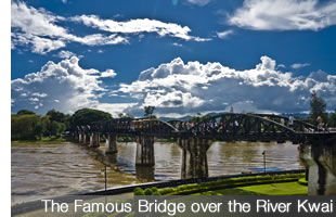 Kanchanaburi - A Destination Review