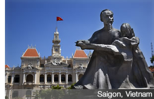 Saigon, Vietnam, Destination Review