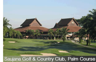 Palm Course at Saujana Golf & Country Club