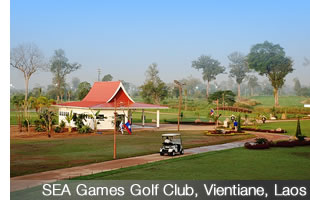 Golf in Laos - A Destination Review by Golfasian
