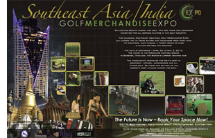 Southeast Asia/India Golf Merchandise Exposition 2010