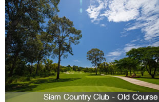 Siam Country Club Old