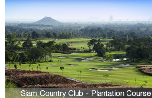 Siam Country Club Plans Hotel, Golf Academy