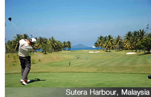 Golf Tourism Exploding in Asia