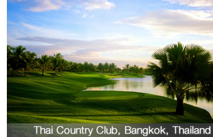 Thailand Golf Tourism Heads Towards $US2 Billion