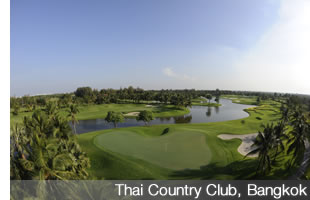 Thai Country Club, Bangkok