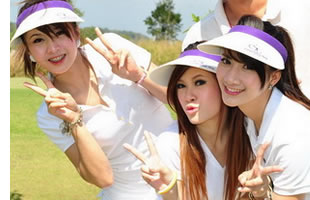 Thai Ladies Golf