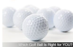 Which Golf Ball Is Right for YOU When Golfing In Thailand?