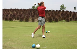 Practice Rounds On A Thailand Golf Vacation