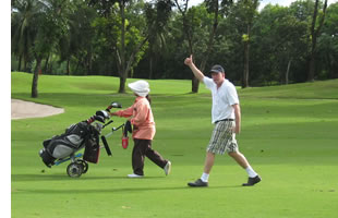 Three Ball Golf Thailand
